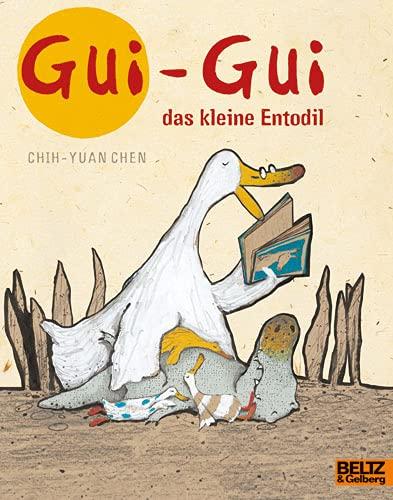 9783407760814: Gui-Gui. Das kleine Entodil