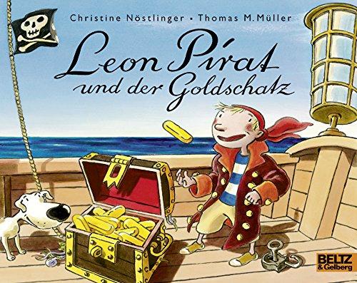 9783407761002: Leon Pirat und der Goldschatz