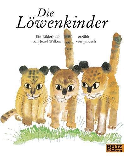 9783407761033: Die Löwenkinder