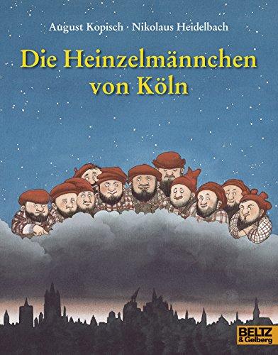 9783407761101: Die Heinzelmännchen von Köln