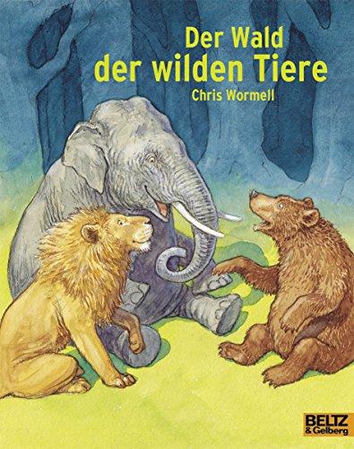 9783407761170: Der Wald der wilden Tiere