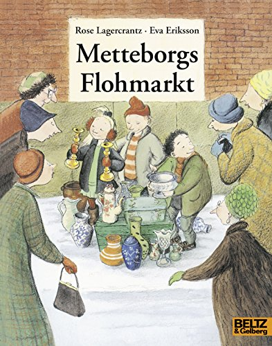9783407761385: Metteborgs Flohmarkt