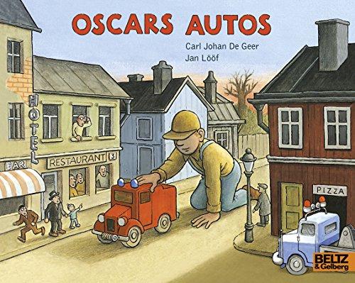 9783407761521: Oscars Autos