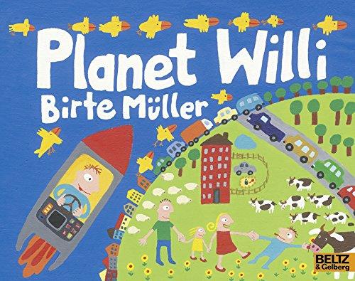 9783407761606: Planet Willi