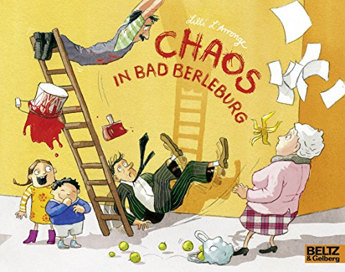 Chaos in Bad Berleburg (Paperback): Lilli L Arronge