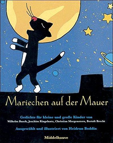 9783407770202: Mariechen auf der Mauer: Gedichte für kleine und große Kinder