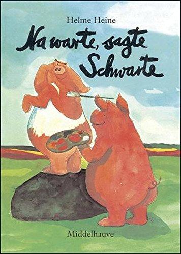 9783407770639: Na warte, sagte Schwarte.