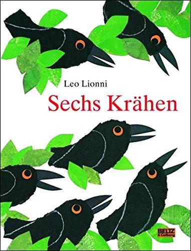 9783407770646: Sechs Krähen.