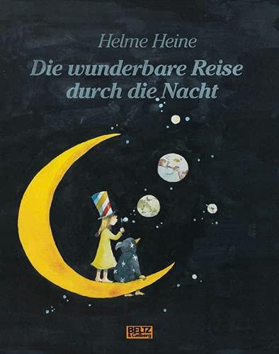 9783407770660: Die wunderbare Reise durch die Nacht.