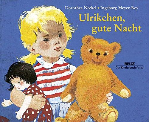 9783407771452: Ulrikchen, gute Nacht: Vierfarbiges Pappbilderbuch