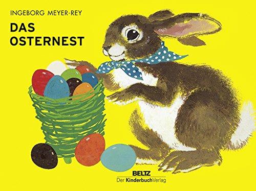 9783407771728: Das Osternest: Vierfarbiges Pappbilderbuch