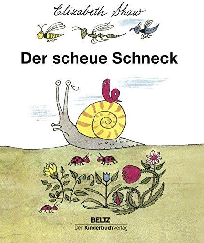 9783407771902: Der scheue Schneck