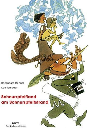 9783407771940: Schnurrpfeifland am Schnurrpfeifstrand