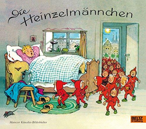 9783407773036: Die Heinzelmännchen