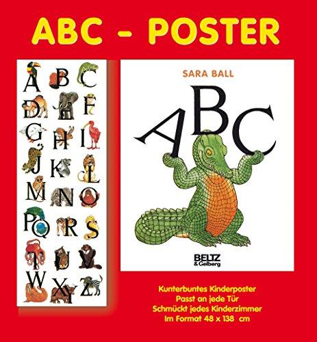 9783407773043: ABC-Poster