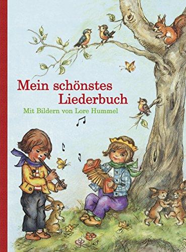 9783407773159: Mein schönstes Liederbuch: Mit Bildern von Lore Hummel