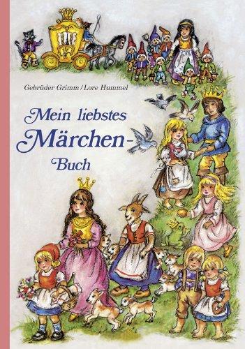9783407773166: Mein liebstes Märchenbuch: Märchen der Gebrüder Grimm