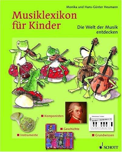 9783407777034: Musiklexikon für Kinder.