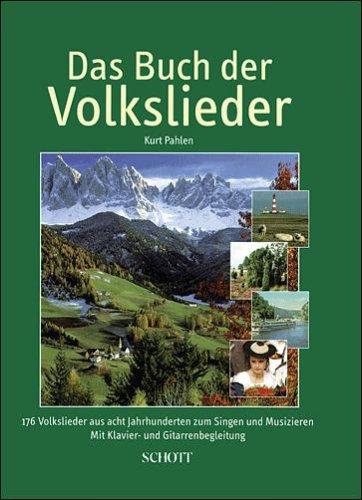 9783407777164: Das Buch der Volkslieder.