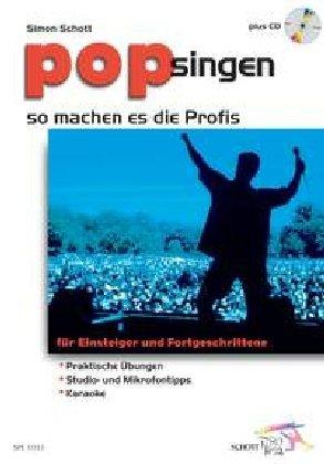 9783407777416: Pop singen. So machen es die Profis.