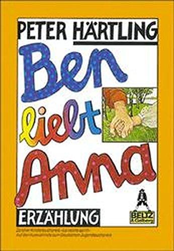 9783407780010: Ben Liebt Anna (German Edition)