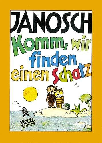 9783407780119: Komm, Wir Finden Einen Schatz (Gullivers Bucher) (German Edition)