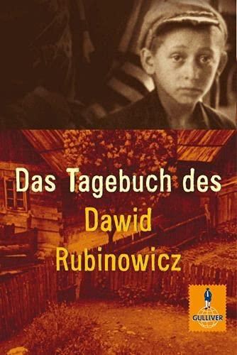 9783407780348: Das Tagebuch Des Dawid Rubinowicz