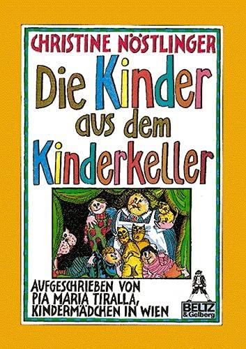 9783407780966: Die Kinder aus dem Kinderkeller
