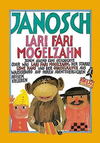 9783407781079: Lari Fari Mogelzahn