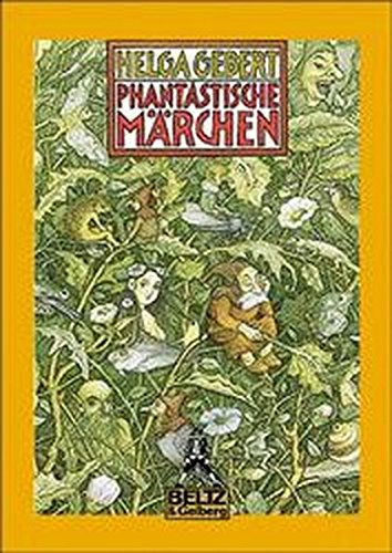 9783407781819: Phantastische Märchen. Märchenkassette