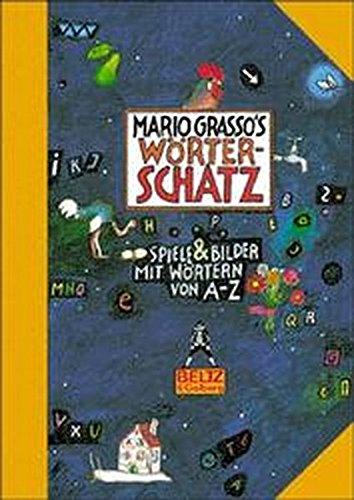 9783407781864: Wörterschatz. Spiele und Bilder mit Wörtern von A - Z