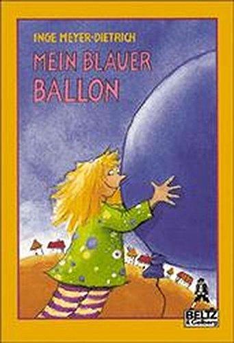 9783407782687: Mein blauer Ballon