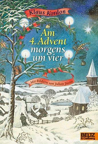 9783407783202: Am 4. Advent morgens um vier (Gulliver)