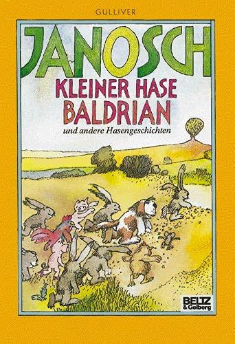 9783407783271: Kleiner Hase Baldrian (Gulliver)