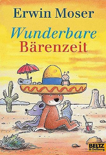 9783407784254: Wunderbare Bärenzeit.