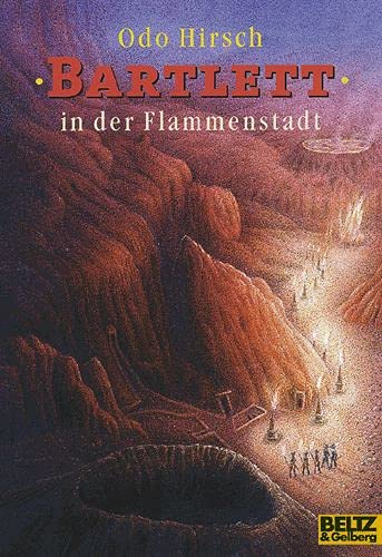 Bartlett in der Flammenstadt.