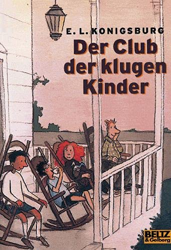9783407784803: Der Club der klugen Kinder