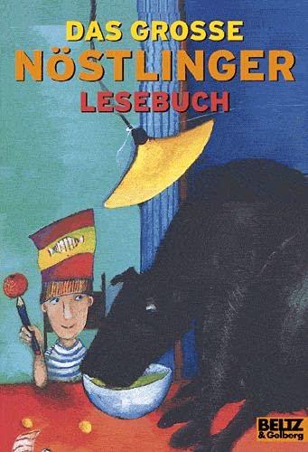 9783407784834: Das große Nöstlinger-Lesebuch (Gulliver)