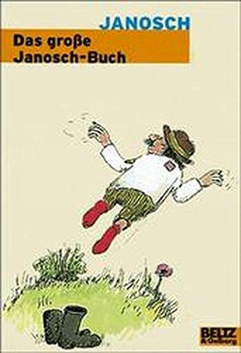 9783407785022: Das große Janosch-Buch