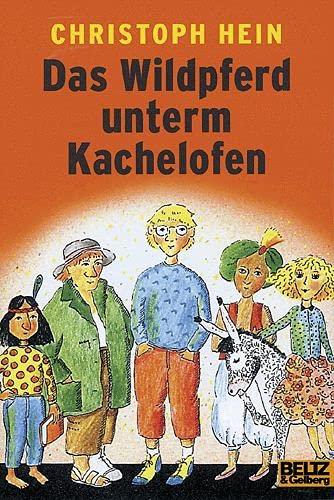 9783407785626: Das Wildpferd unterm Kachelofen: Ein schönes dickes Buch von Jakob Borg und seinen Freunden