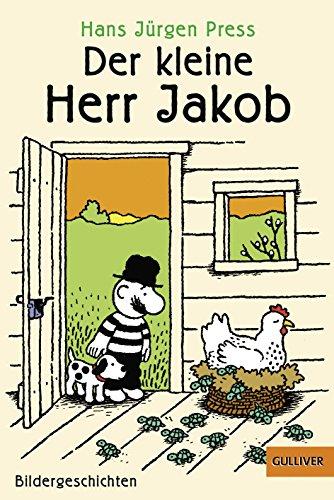 9783407786586: Der kleine Herr Jakob: Bildergeschichten