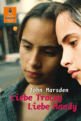 9783407787743: Liebe Tracey, liebe Mandy: Briefroman