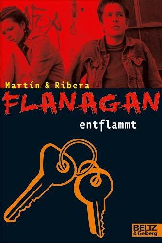 9783407789310: Flanagan entflammt