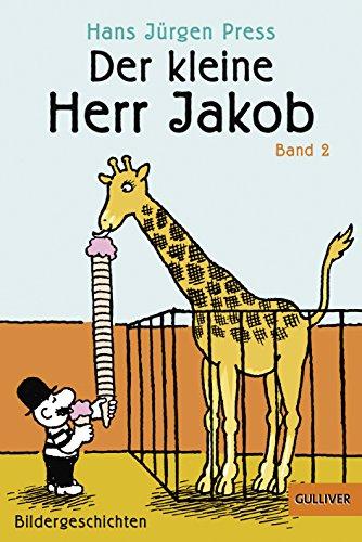 9783407789440: Der kleine Herr Jakob 2: Bildergeschichten