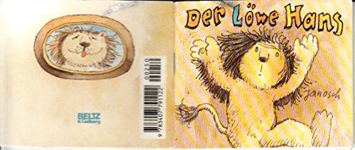 9783407791122: Der Löwe Hans