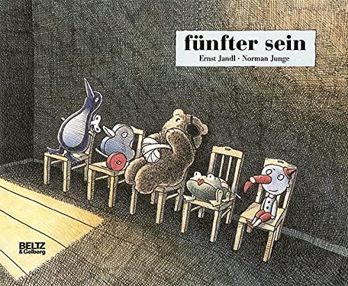 9783407792471: fünfter sein (Beltz & Gelberg)