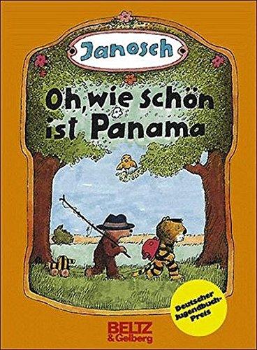 Oh, wie schön ist Panama, Miniformat: Janosch