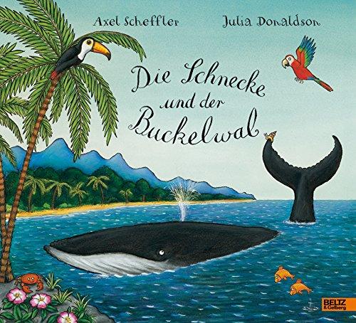 9783407793102: Die Schnecke und der Buckelwal