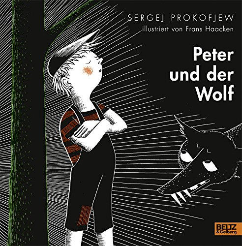 9783407793188: Peter und der Wolf