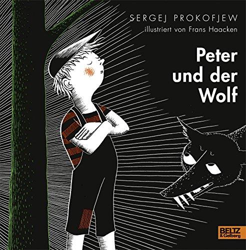 9783407793188: Peter und der Wolf.